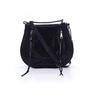 Rebecca Minkoff Bags - Rebecca minkoff Chase Black Leather Crossbody